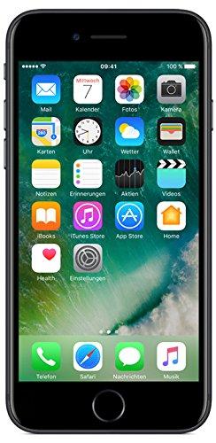 Apple iPhone 7, 128GB, matt schwarz